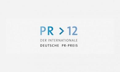 Dederichs Reinecke & Partner nominiert für den Internationalen Deutschen PR Preis 2012