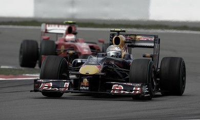 FORMULA 1 – GREAT PRICE OF EUROPE