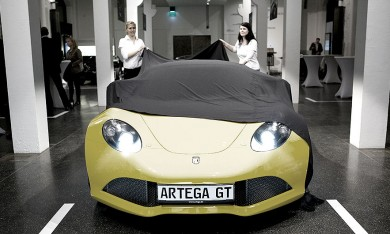 Artega GT