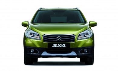 PR with pine! Toscana test days for Suzuki SX4