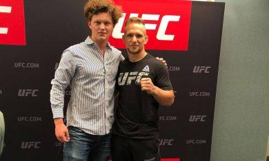 UFC® und DRP gehen in die dritte Runde