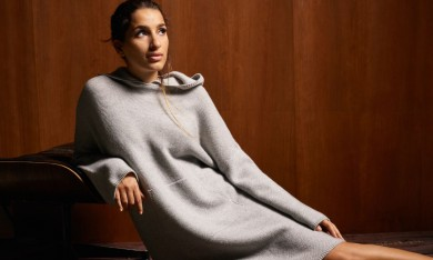Firm and fluffy – communicating with cashmere